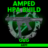 Amped Custom HPA Rifle - G&G ARP 9 (Black) cover