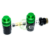 Amped Custom - Universal Dual Tank Adapter (Compact for up to 26/3000 Tanks)
