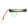 Amped Custom - 7.4v 2500mah 15C Li-Ion Battery Pack | Mini Tamiya / Stick