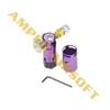 Wolverine Airsoft STORM ONTANK Regulator (Purple)