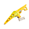 Speed Airsoft HPA M4 Tunable Gold Blade Trigger