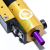 PolarStar x Amped GOLD Edition Fusion Engine | Purple LFP/Nozzle nozzle