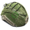 Lancer Tactical BUMP Helmet Cover for Medium Size Helmets Olive Drab Front