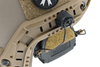 PTS Unity Tactical MARK | MTEK | Modular Attached Rail Kit attached