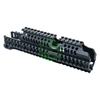 LCT Z-Series B-30 Classic Handguard | Black together front