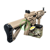 G&G Tan Combat Machine CM16 LMG stock