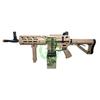 G&G Tan Combat Machine CM16 LMG left