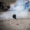 Enola Gaye EG67 Frag Grenade   Exploding