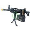 G&G Combat Machine CM16 LMG Stealth