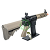Umarex Elite Force Black & Tan CQB Competition M4 Airsoft AEG Rifle M-LOK Rail stock