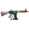 Umarex Elite Force Black & Tan CQB Competition M4 Airsoft AEG Rifle M-LOK Rail right