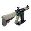 Umarex Elite Force Black & Tan CQC Competition M4   M-LOK Rail stock