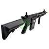 A&K Full Metal SR-25 Airsoft AEG Rifle | Zombie Killer Edition stock