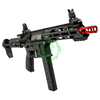 KWA QRF MOD 3 Airsoft Gun | AEG 2.5 / Black