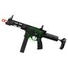 KWA QRF MOD 3 Airsoft Gun | AEG 2.5 / Black left
