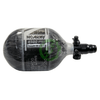 HK Army 48/4500 AEROLITE Carbon Fiber Tank Regulator Adjusted to Low Output   SLP clear side