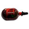 HK Army 48/4500 AEROLITE Carbon Fiber Tank Regulator Adjusted to Low Output   SLP red side