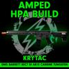 Amped Custom HPA EMG Krytac BARRETT REC7 DI AR15 Carbine | Tungsten