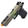 JAG Arms Tan 4.3 GMX-3 Series Gas Blow Back Pistol