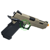 JAG Arms Tan 4.3 GMX-3 Series Gas Blow Back Pistol Right