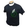 Amped Airsoft T-Shirt Skull Bolt   Black