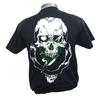 Amped Airsoft T-Shirt Skull Bolt   Black Back