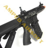 Amped Custom HPA Rifle - G&G Combat Machine CM16 SR-S Right Profile