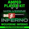 Amped Custom - Wolverine INFERNO Gen 2 V2 Premium Edition Player Kit