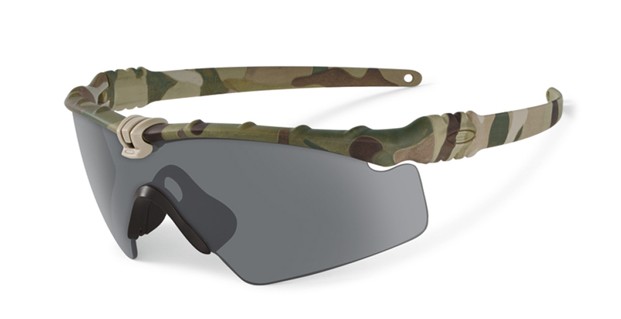 3df95d1e27 Oakley - SI Ballistic M Frame 3.0 Multicam (Grey) - Amped Airsoft