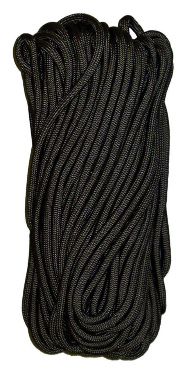 TacShield - 550 Cord 50ft (Black) (MPR)