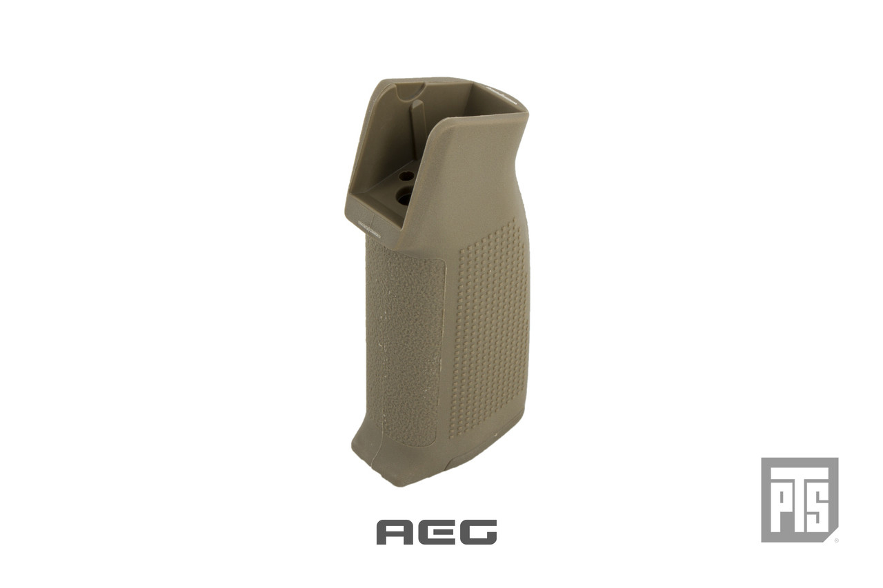 PTS - Enhanced Polymer Grip - Compact (EPG-C/AEG/Dark Earth)
