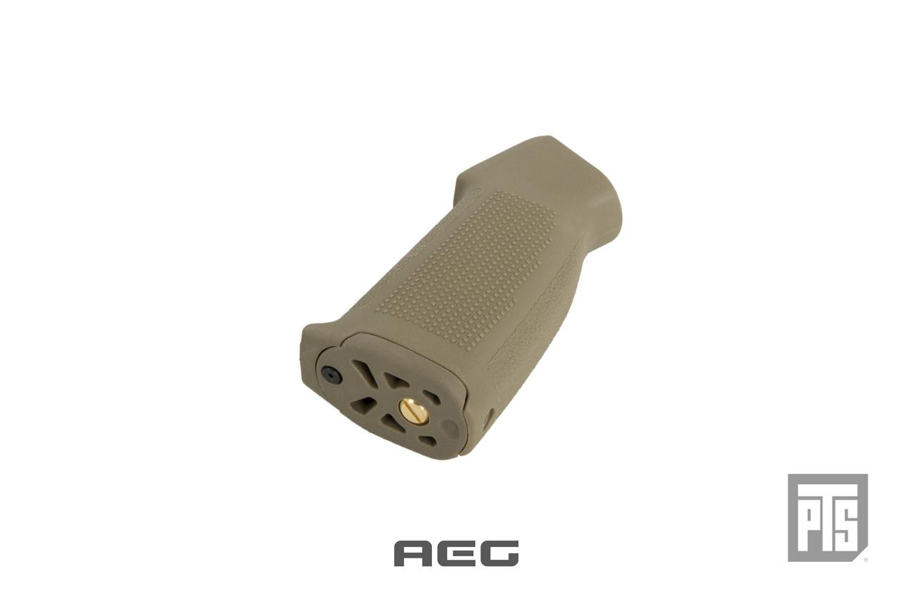 PTS - Enhanced Polymer Grip - Compact (EPG-C/AEG/Dark Earth) Profile