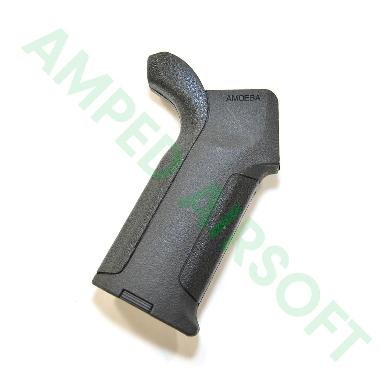 Amoeba - Pro Beavertail Backstrap M4 Grip (Black) Right Side