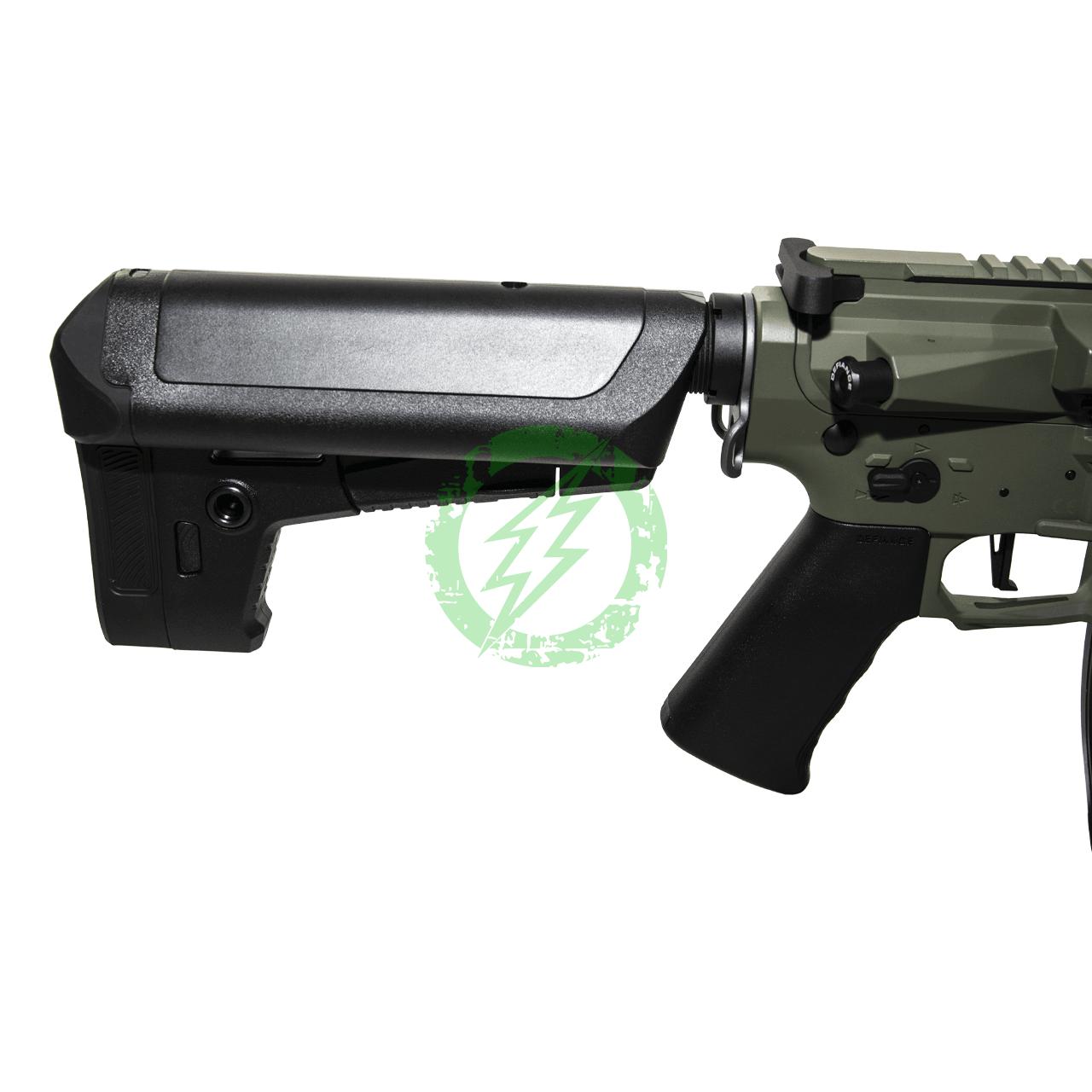 Krytac Full Metal Trident MKII-M SPR Rifle   Foliage Green   MLOK Stock