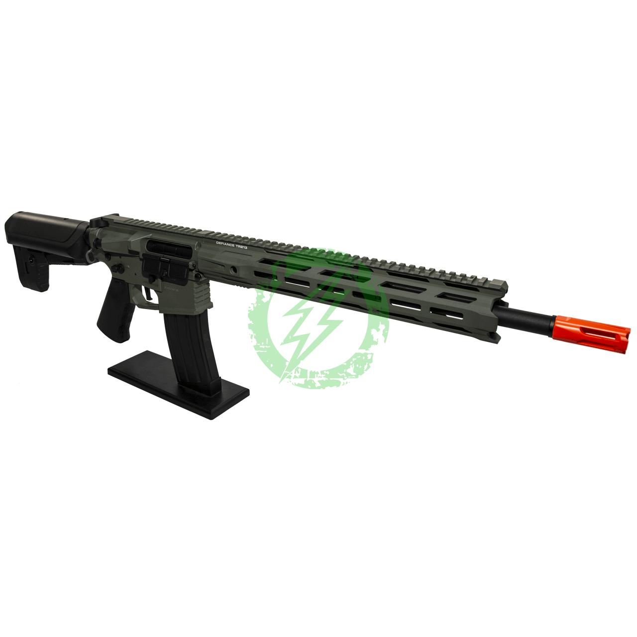 Krytac Full Metal Trident MKII-M SPR Rifle   Foliage Green   MLOK