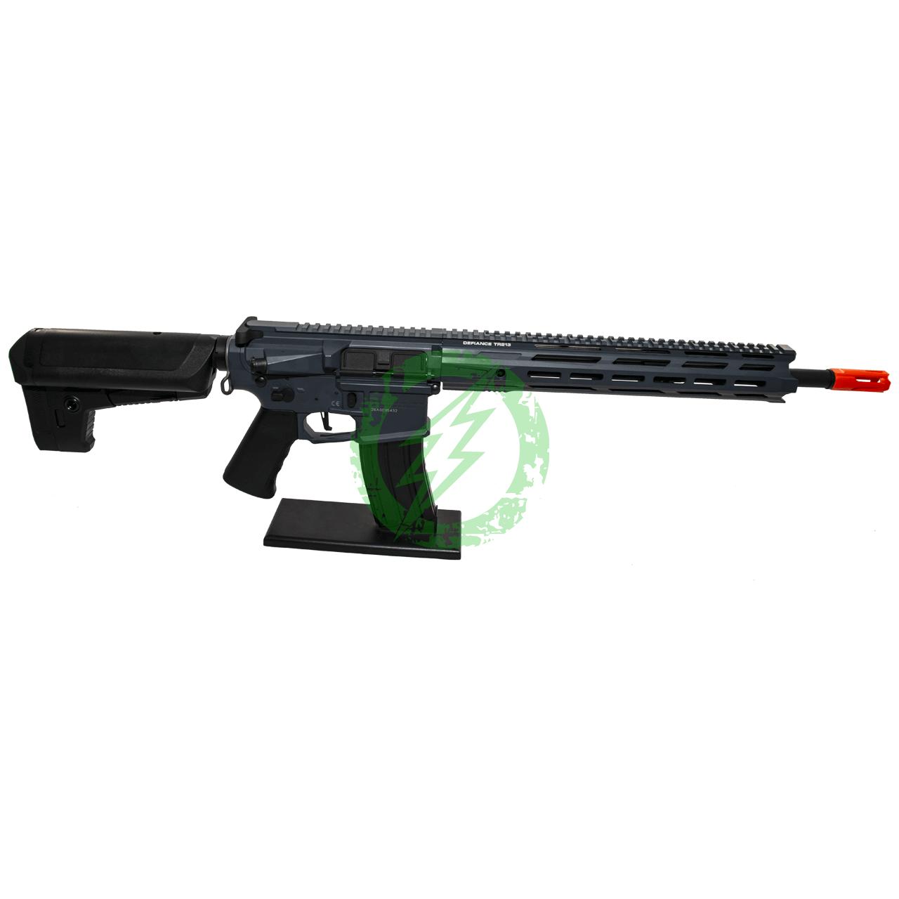 Krytac Full Metal Trident MKII-M SPR Rifle   Combat Grey   MLOK Right Side
