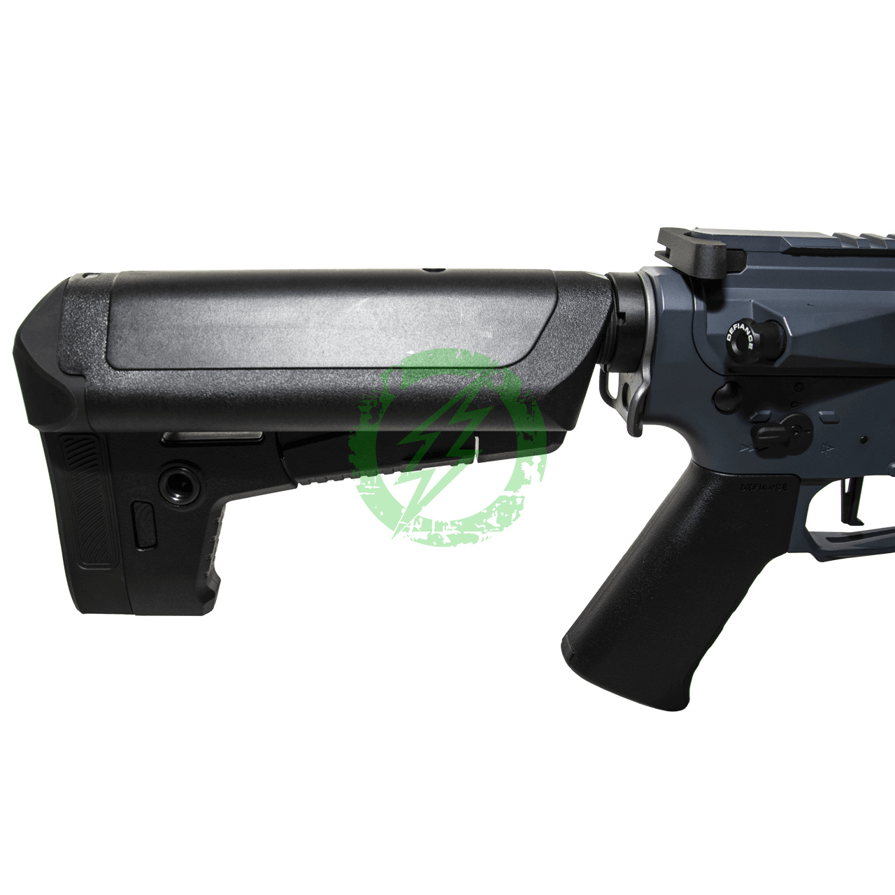 Krytac Full Metal Trident MKII-M SPR Rifle   Combat Grey   MLOK Stock