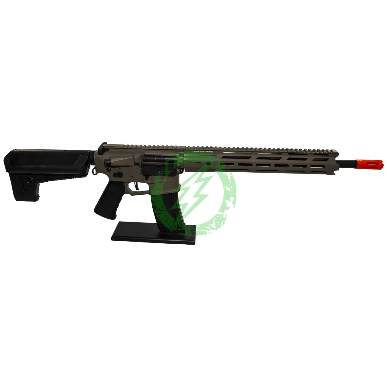 Amped Custom HPA Rifle Krytac MKII-M SPR | Flat Dark Earth Right Side