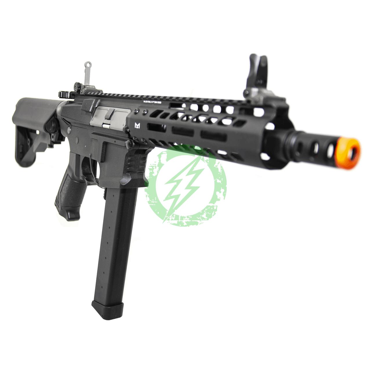G&G PCC 9mm CQB Rifle | Black | Limited Edition