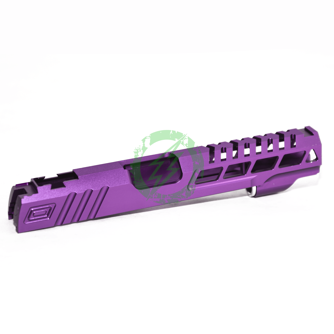Airsoft Masterpiece Custom | Purple Speed Standard Slide for TM Hi-Capa