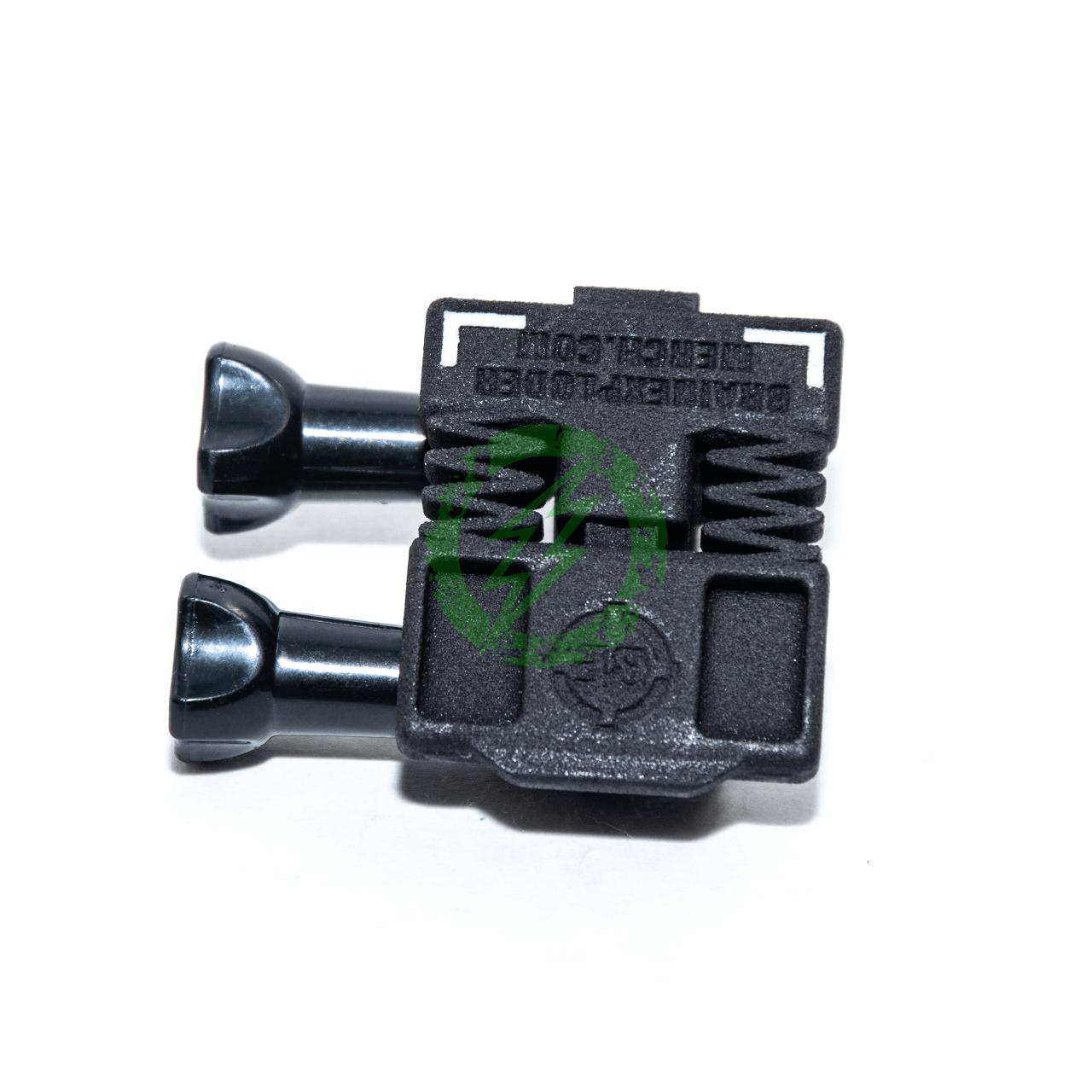 Brain Exploder Adjustable GoPro 3D Printed NVG Mount bottom