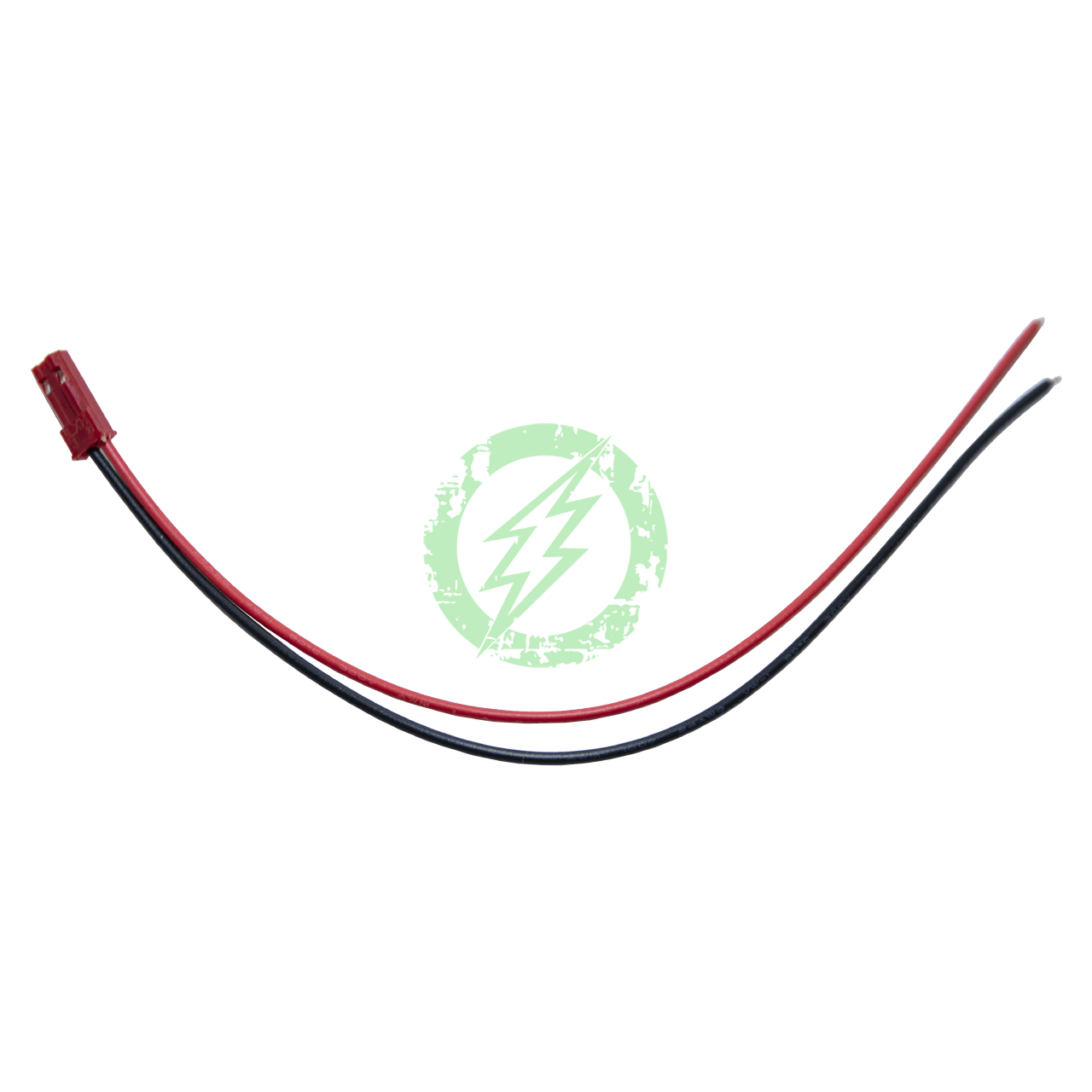 Amped Airsoft | JST BEC Red Connector Male Lead