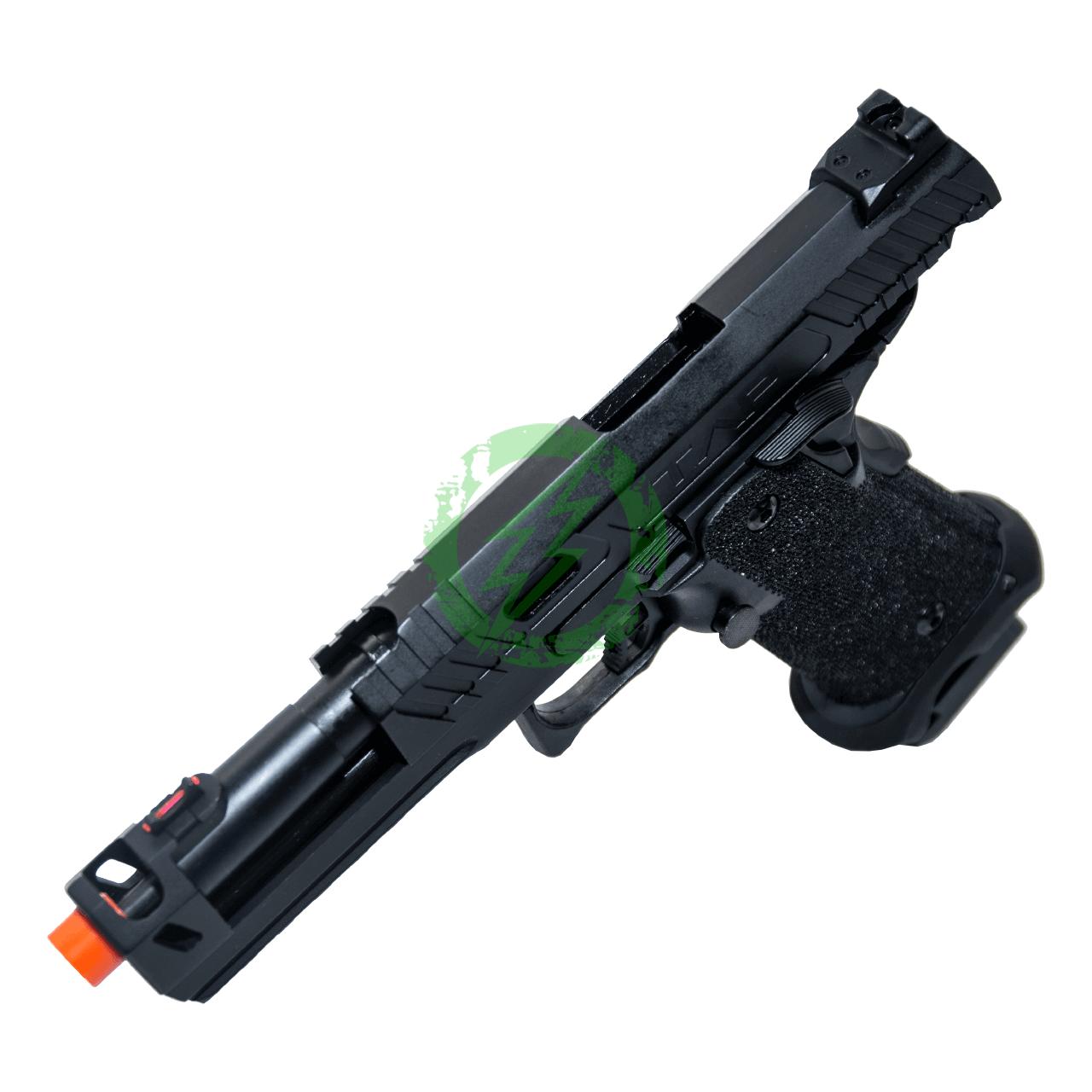 ECHO 1 TAP Gas Blow Back Pistol | Black open
