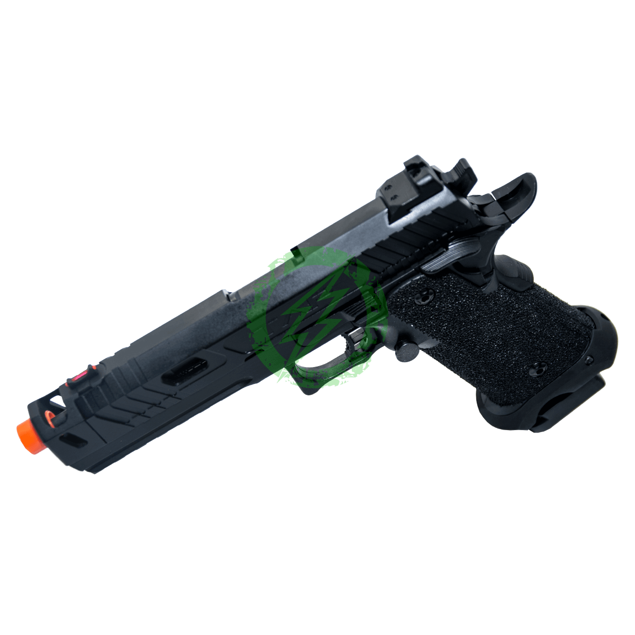ECHO 1 TAP Gas Blow Back Pistol | Black left