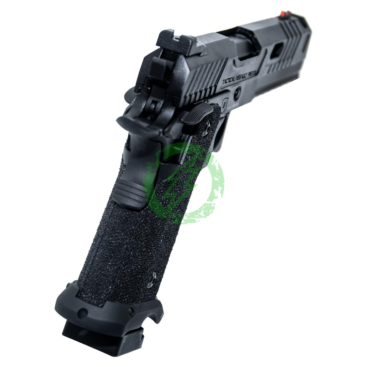 ECHO 1 TAP Gas Blow Back Pistol | Black back