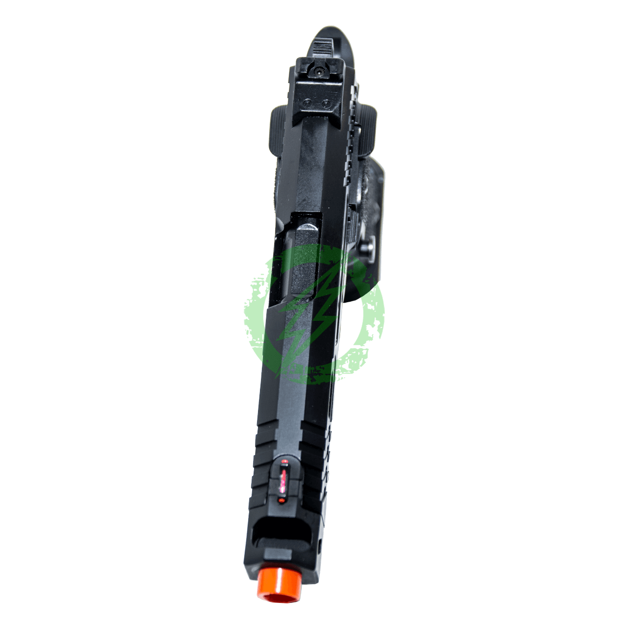ECHO 1 TAP Gas Blow Back Pistol | Black top