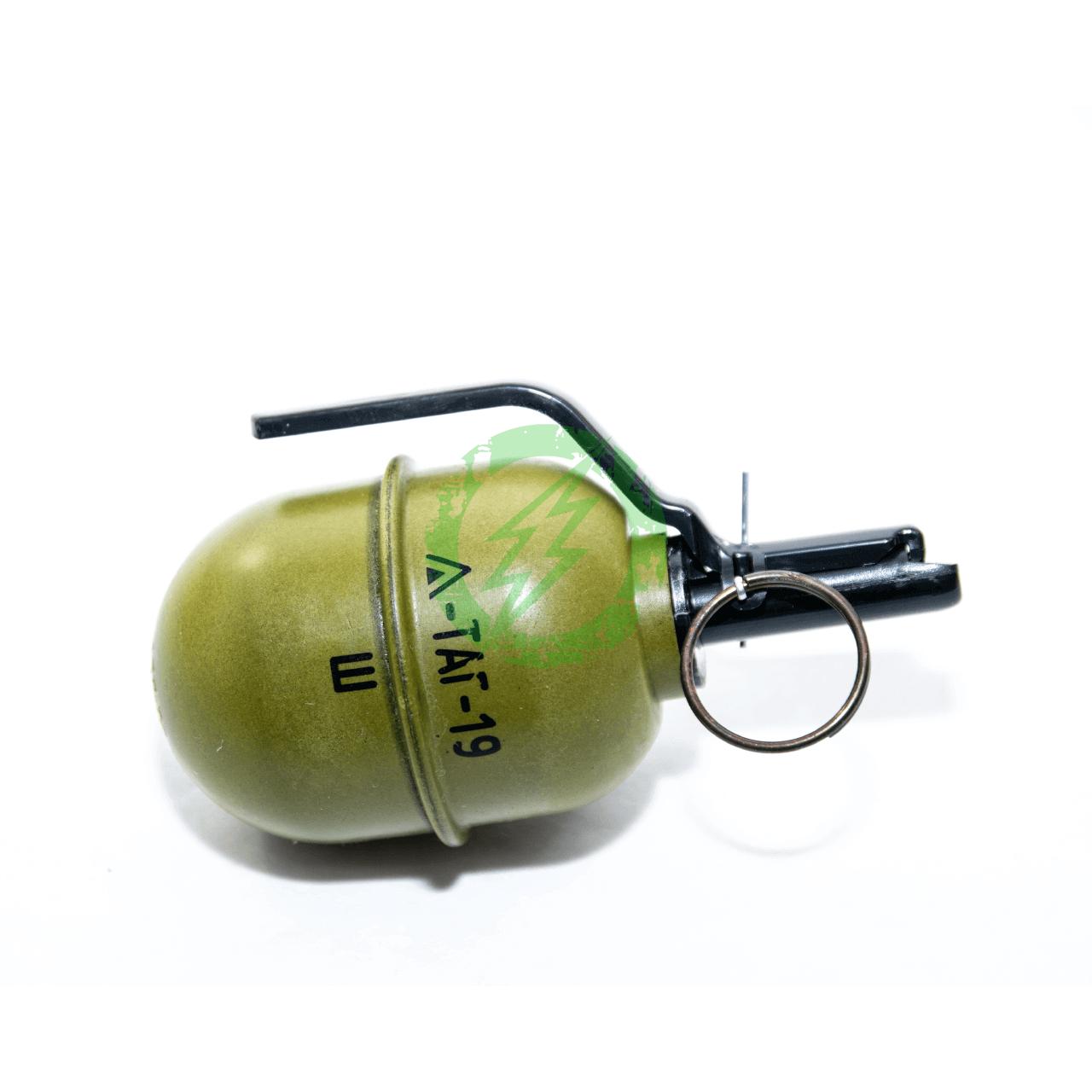 Pyro Shipped Easy TAGinn AG-19 Airsoft Hand Grenade | Single