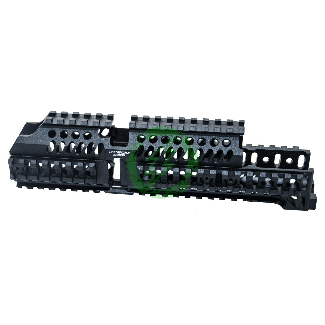 LCT Z-Series B-30 Classic Handguard | Black together