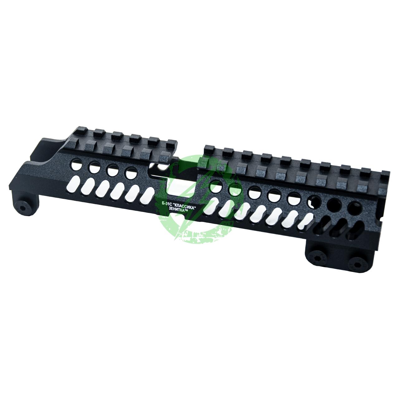 LCT Z-Series B-31 Classic Upper Rail Handguard | Black