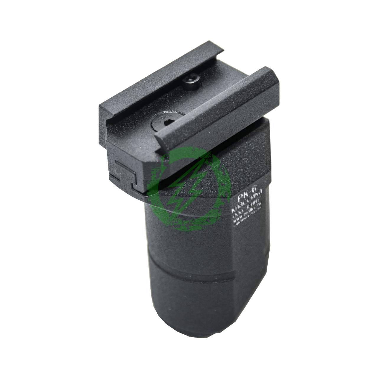 LCT Z-Series RK Fore Grip for 20mm Rail | Black rk-6